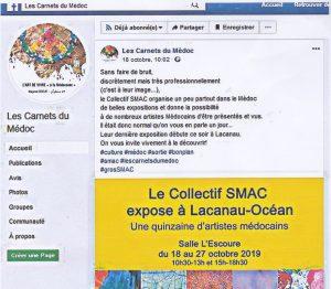 Expo Toussaint- Les Carnets du Médoc