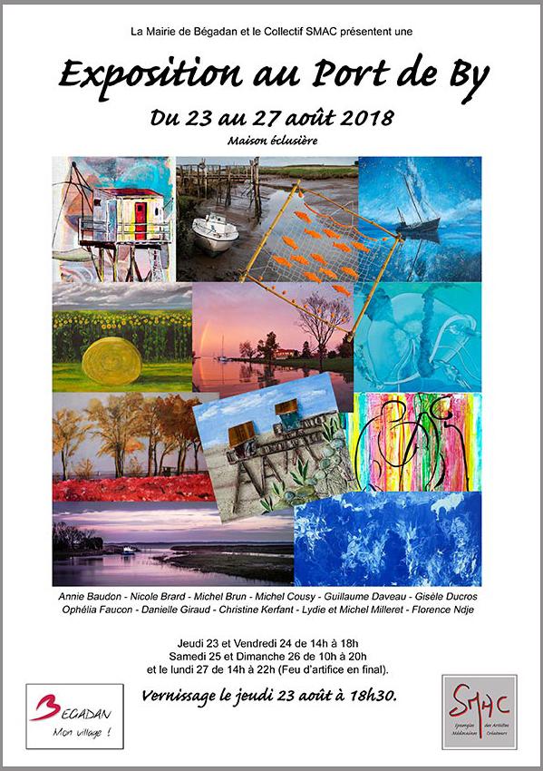 Expo au Port de By - 2018