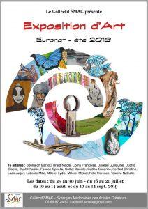 Expos à Euronat 2019
